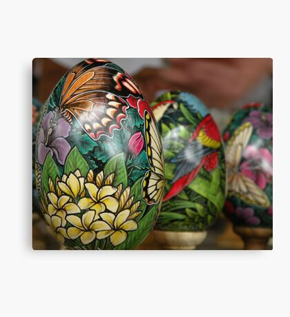 Eggstremely Clever Canvas Print