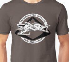 Mustang Alpha Unisex T-Shirt