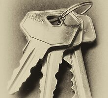Keys! by Sharon Brown