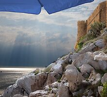 ..from under the umbrella.. by John44
