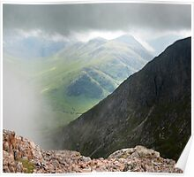 Highlands, Scotland Poster