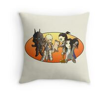 Ultimate Team Throw Pillow