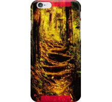 iphone, forest. iPhone Case/Skin