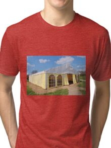 Stripey marquee Tri-blend T-Shirt