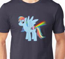 Rainbow Dash's New Cutie Mark Unisex T-Shirt