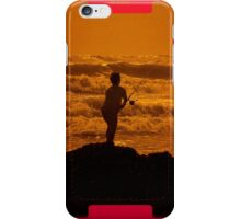 iphone case, surfcasting. iPhone Case/Skin