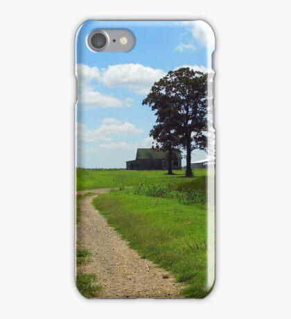Arkansas Farm Land iPhone Case/Skin