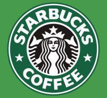 Starbucks. Baby Tee