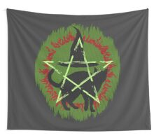 Halloween ugly sweater Wall Tapestry