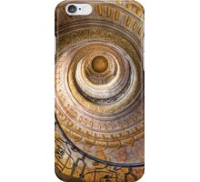 Stairs in Melk Abbey iPhone Case/Skin