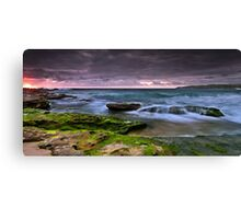 Unsurpassed Motion Canvas Print