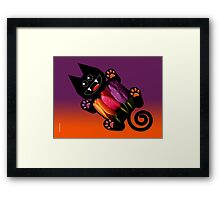 KITTEN 7/10 Framed Print