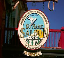 No Name Saloon by CL Allred Photography