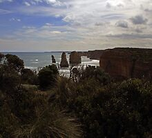 The Twelve Apostles by Noel Elliot