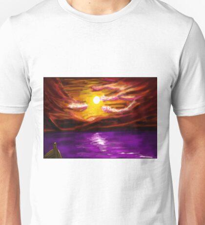 The open sea Unisex T-Shirt