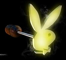 Playboy Branding Iron by ANDIBLAIR