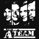 The Squad B&W by Rastaman