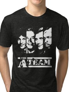 The Squad B&W Tri-blend T-Shirt