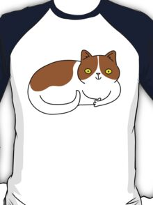 Special Cat... Brown and White T-Shirt