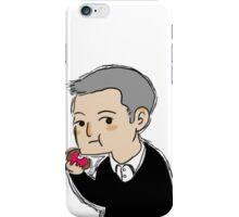 Cutiepie Lestrade iPhone Case/Skin