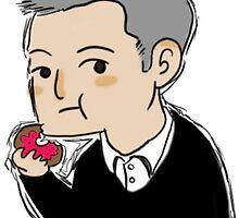 Cutiepie Lestrade by kordineon