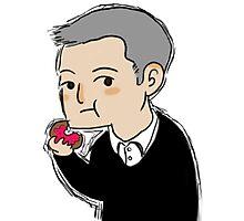 Cutiepie Lestrade Photographic Print
