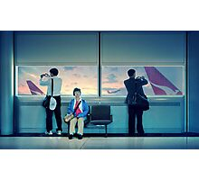 Flight of the Existentialist Photographic Print