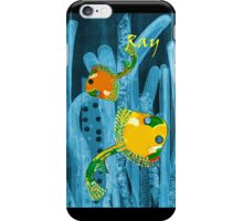 RAY FISH iPhone Case/Skin