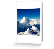 Sky is the Limit. Greeting Card