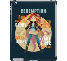 CONFUCIUS DIXIT iPad Case/Skin