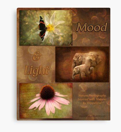 Mood and Light - Calendar Canvas Print