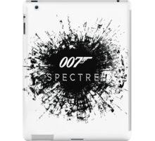 007 spectre iPad Case/Skin