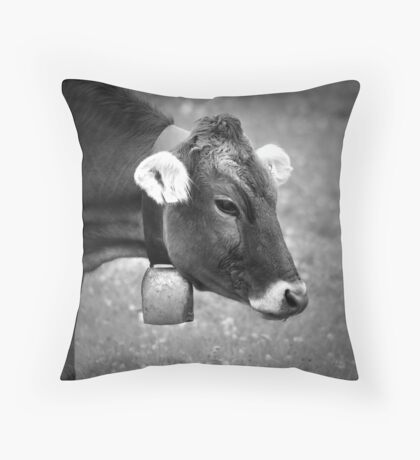 Alpenmilch Throw Pillow