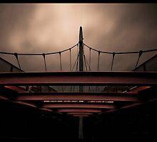 Moody Bridge by joelleherman