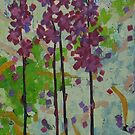 Hyacinth Orchid by Mellissa Read-Devine