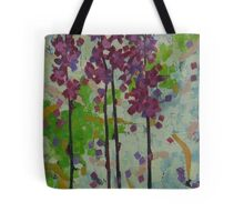Hyacinth Orchid Tote Bag