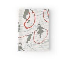 The Jumpers Hardcover Journal