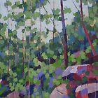 Trees & Rocks by Mellissa Read-Devine