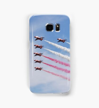 The Red Arrows at Airbourne Samsung Galaxy Case/Skin