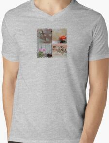 Joy  - JUSTART ©  Mens V-Neck T-Shirt