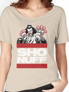 Sho Nuff old school  Women's Relaxed Fit T-Shirt