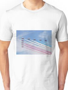 The Red Arrows at Airbourne Unisex T-Shirt
