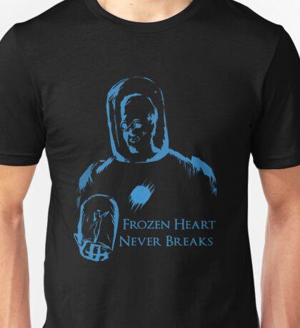 Mr Freeze FHND Black Unisex T-Shirt