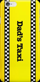 Dad's Taxi by Alisdair Binning