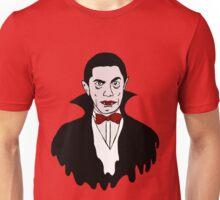 Dracula icon Unisex T-Shirt