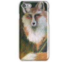 Fox Moon iPhone Case/Skin