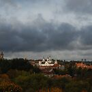 Vilnius. Old town. My city.2. by Antanas