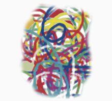 Tangle TEE/BABY GROW/PHONE CASE/STICKER One Piece - Short Sleeve