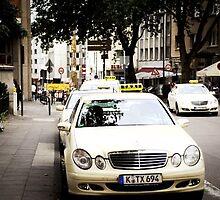 German Taxi by John Porter