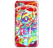 Tangle TEE/BABY GROW/PHONE CASE/STICKER iPhone Case/Skin